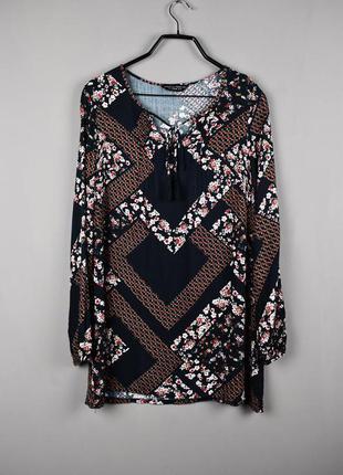 Красивая блуза с длинными рукавами от dorothy perkins