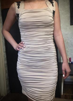 Hand made платье выпускное, вечернее