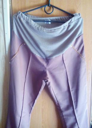 Брюки штаны летние для беременных