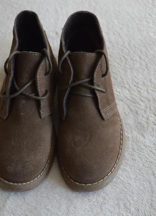 Деми ботинки 31р