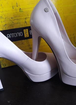 Туфли аntonio biaggi р 39