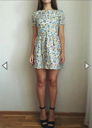 Новое летнее платье jack wills