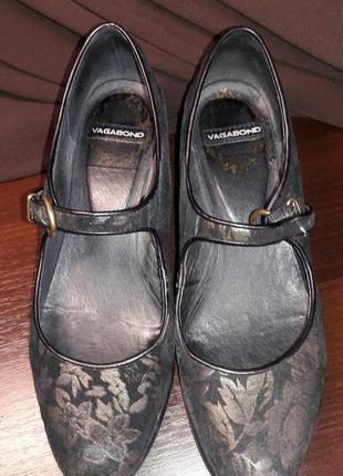Туфли, ретро стиль. vagabond