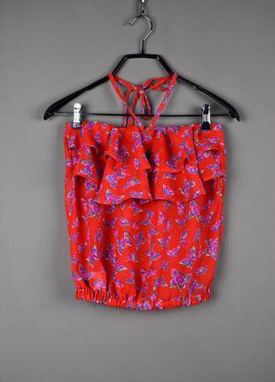 Красивая красная блуза от atmosphere