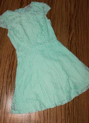 Нежное платье размер хс-с