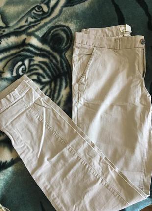 Летние брюки h&m