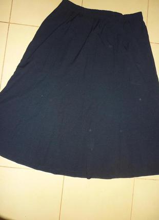 Длинная юбка 58 размера