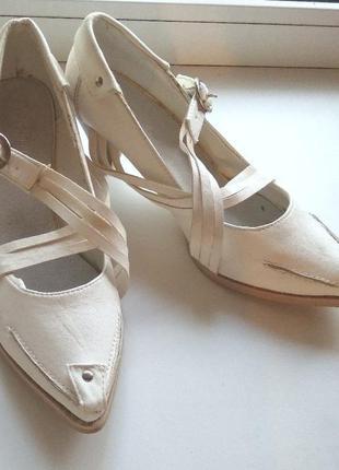 Туфли rosso ciliegio