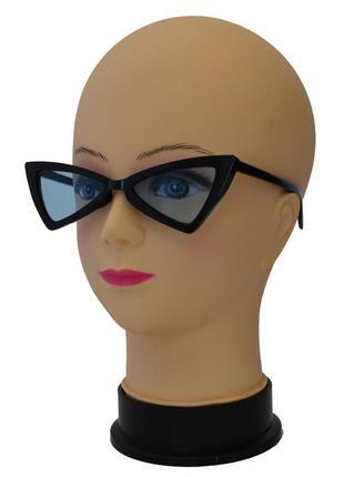 Стильные женские солнцезащитные очки 208, сонцезахисні окуляри
