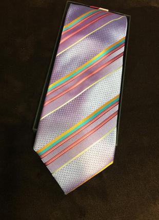 Итальянский галстук шёлк