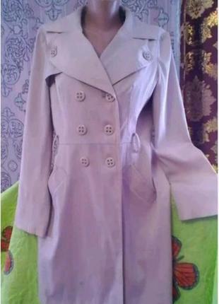Срочно пальто женское 44-46 р