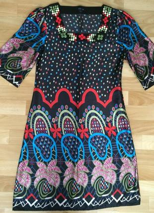 Элегантное платье anna sui