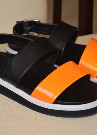 Босоножки, сандалии на платформе asos