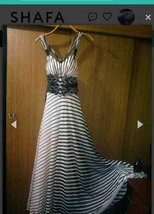 Платье длинное, бал, выпускной, вечернее