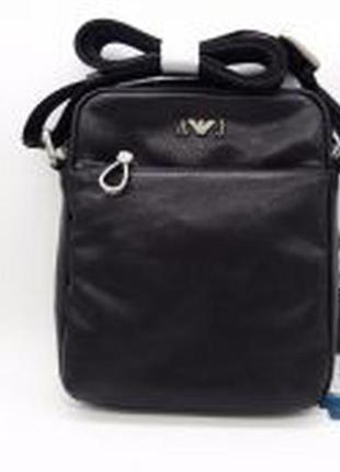 29befc8cf5d8 Мужская сумка armani jeans. 100% натуральная и качественная кожа. мужская  стильная сумка.