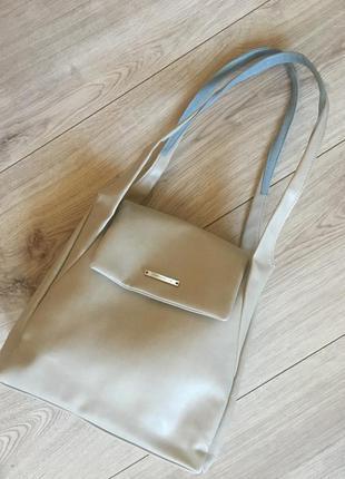 Компактная  городская сумка крос боди tom tailor