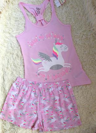 Новый завоз! женская пижама домашний костюм  s, m primark, англия.