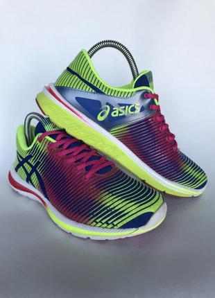 Спортивные кроссовки asics gel super j33 original беговые free run air 40 размер