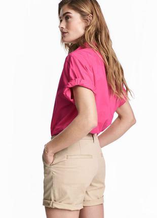 Рубашка с коротким рукавом h&m