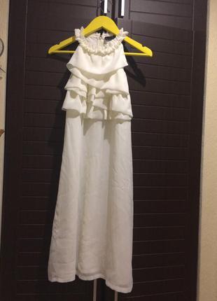 Летнее платье vero moda
