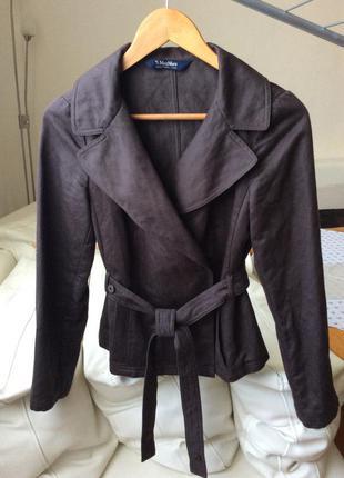 Пиджак куртка тренч max mara