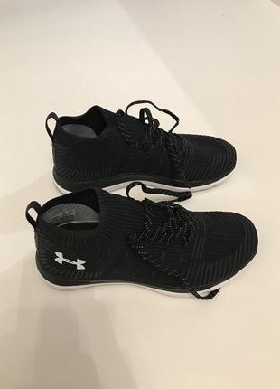 Кроссовки чёрные under armour