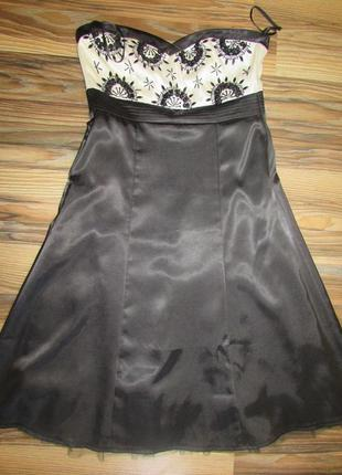 Платье коктельное oggi,платье,вечернее платье.