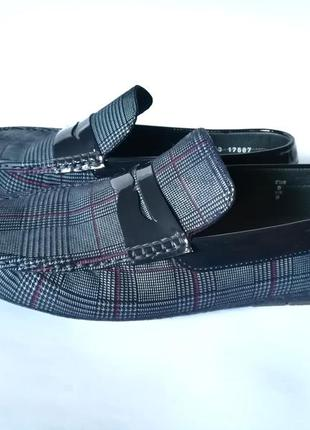 Мужские туфли stemar. италия 43р.