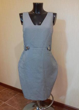 Классическое платье new look, р. 42-44