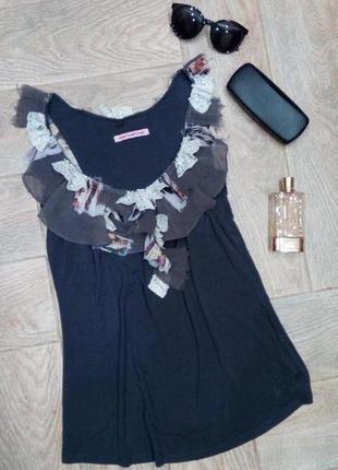 Майка-блуза fornarina, италия