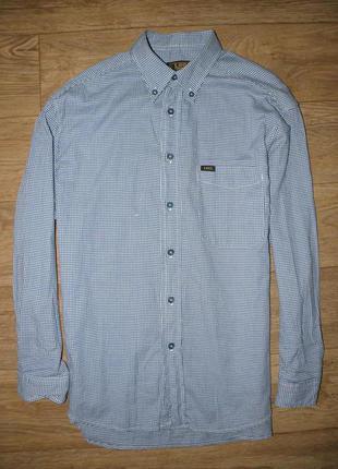 Стильная рубаха от известного американского бренда lee