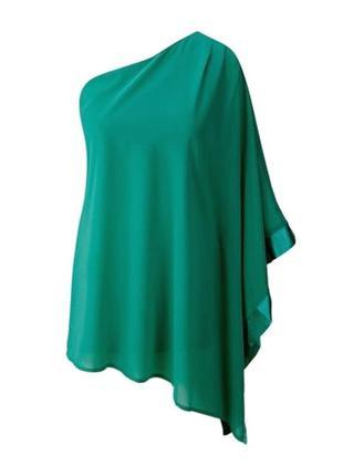 Доступно - красивое платье на одно плечо *b.p.c. bonprix collection* 12 р.