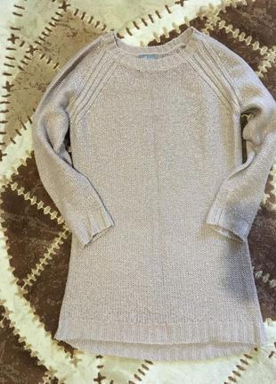Очень классный свитер туника reserved