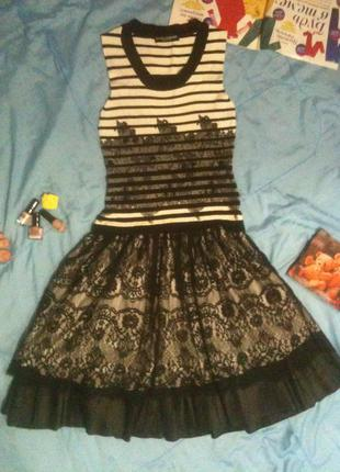 Платье dolce'n'gabbana