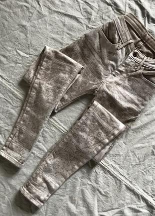 Крутые летние джинсы скини levis