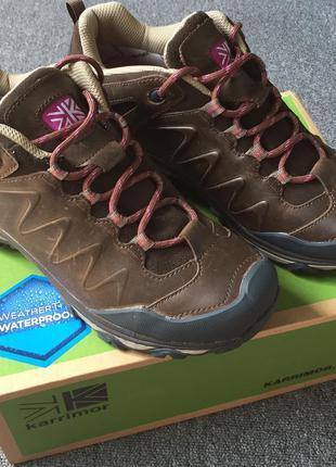 Ботинки karrimor, кроссовки спортивные ботинки каримор оригинал