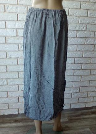 Шикарная юбка с 2-мя разрезами 18