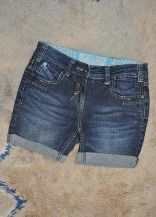 1+1=3 джинсовые шорты