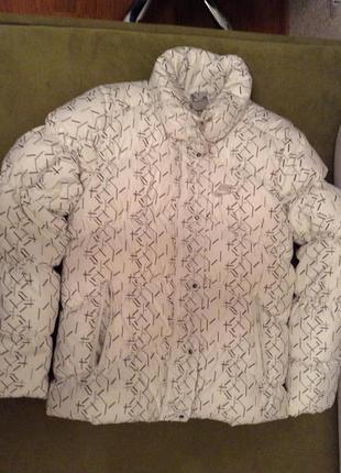 Тёплая спортивная куртка nike