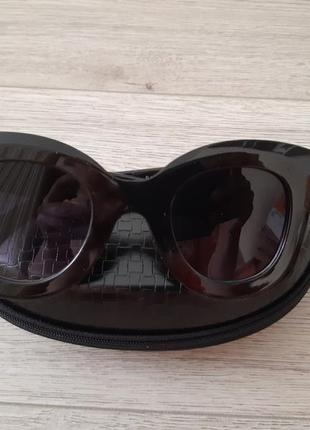 Тренд 2018-2019: очки cat eyes