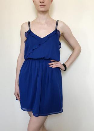 Платье zara короткое