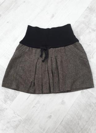Тепленькая мини юбка от telly weijl