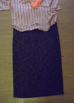 Длинная юбка от бренда saint tropez