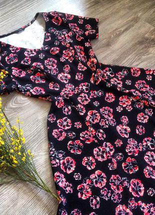 Платье в цветы(1+1=3)