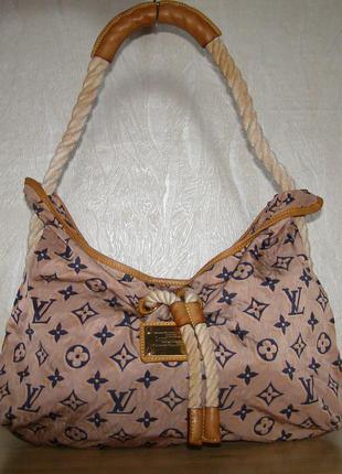 Оригинальная сумка от  louis vuitton monogram cruise bulle, франция,номерная