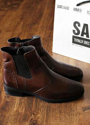Шикарные ботинки челси venturini chealse boots от итальянского бренда