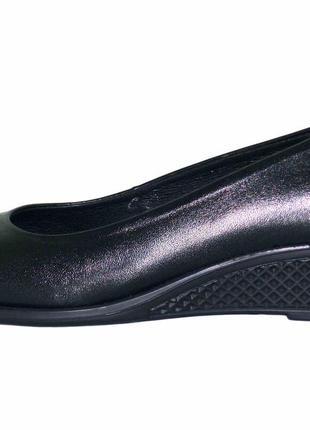 Туфли женские натуральная кожа passo avanti 8203