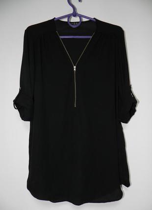 Красивая блуза из креп шифона