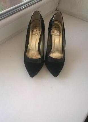 Отличные туфли лодочки от юдашкина