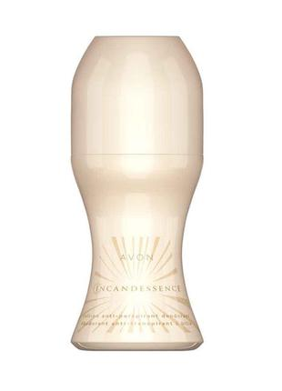 Шариковый дезодорант-антиперспирант avon incandessence